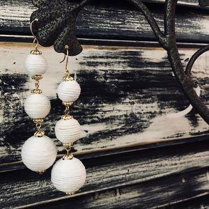 Jewelry - LAST ONE Triple Stack Bon Bon Earrings